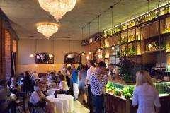 Ресторан Peter Cafe Пречистенская набережная (Petit Pierre Cafe) фото 27