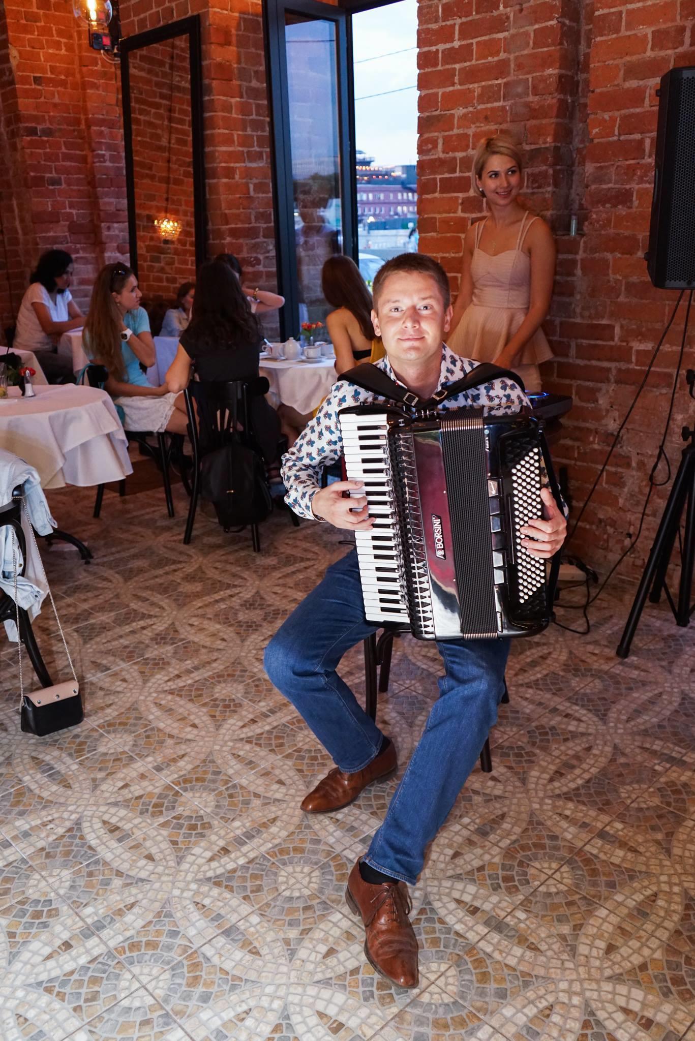 Ресторан Peter Cafe Пречистенская набережная (Petit Pierre Cafe) фото 28