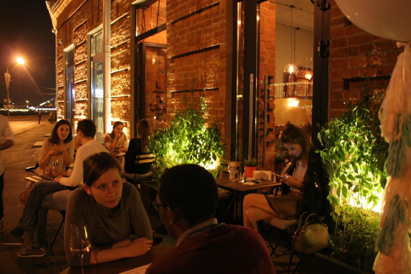 Ресторан Peter Cafe Пречистенская набережная (Petit Pierre Cafe) фото 32