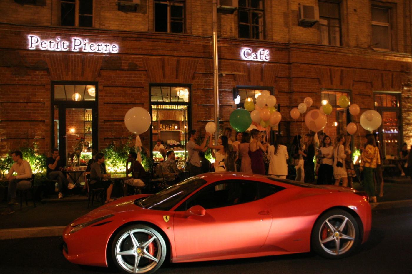 Ресторан Peter Cafe Пречистенская набережная (Petit Pierre Cafe) фото 34