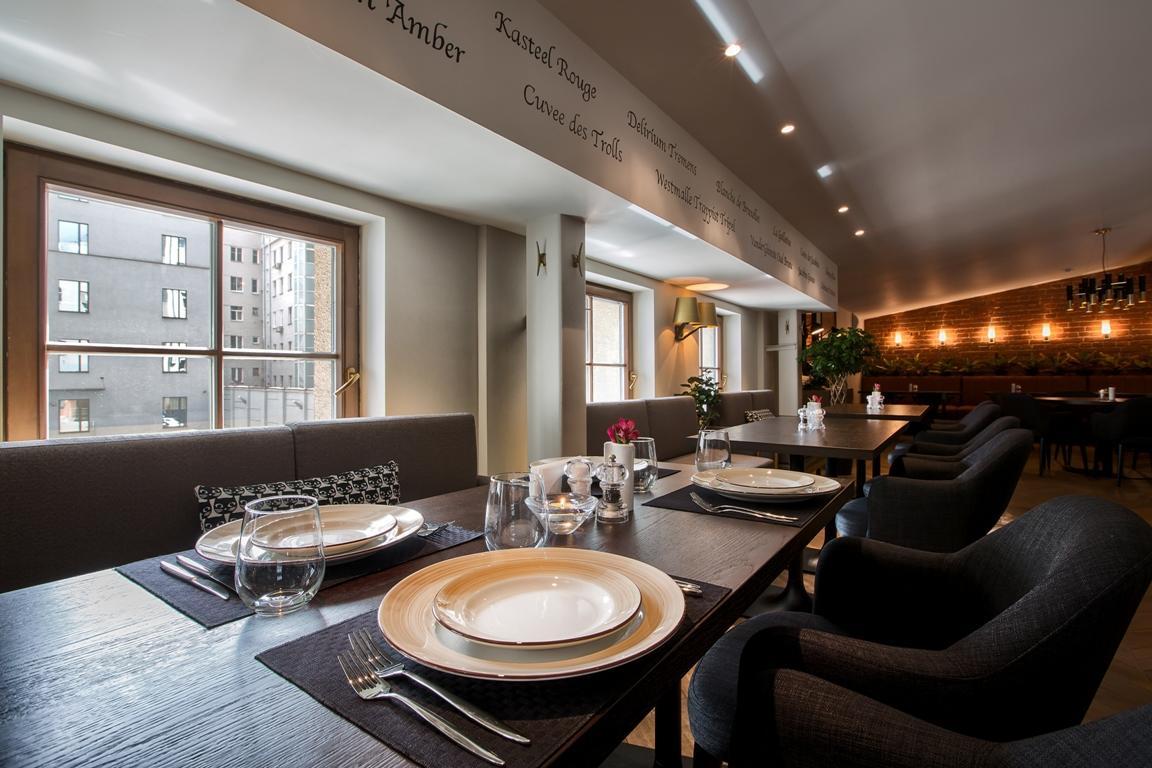 Бельгийский Ресторан Ламбик на Большой Ордынке (Брассерия Lambic) фото 1