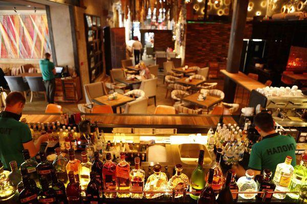 Ресторан Чайхона №1 на Саввинской Набережной (Киевская / Спортивная) фото 7