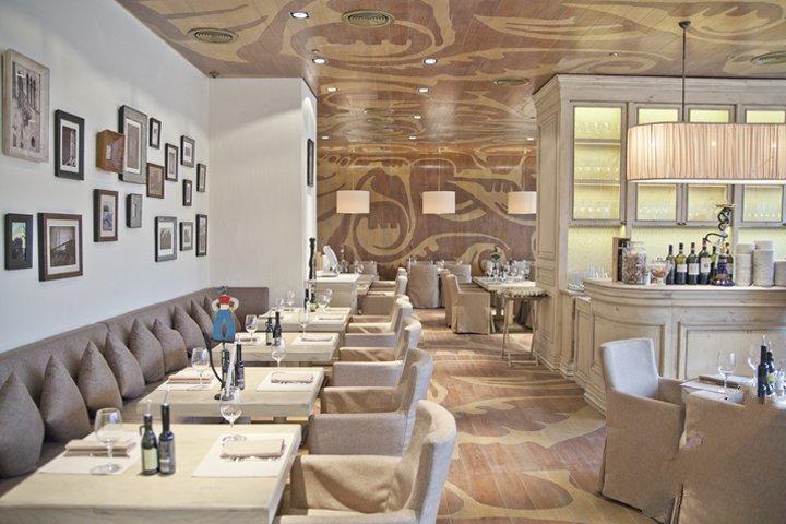 Ресторан Бокончино на Новослободской (Bocconcino - Менделеевская) фото 1