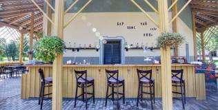 Ресторан Свадьба Соек на ВДНХ фото 10