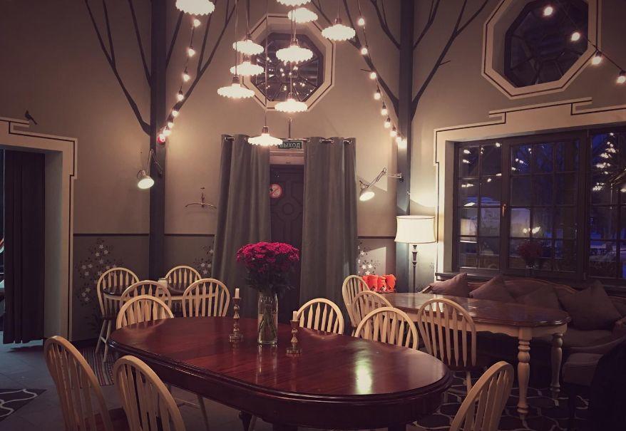 Ресторан Свадьба Соек на ВДНХ фото 25