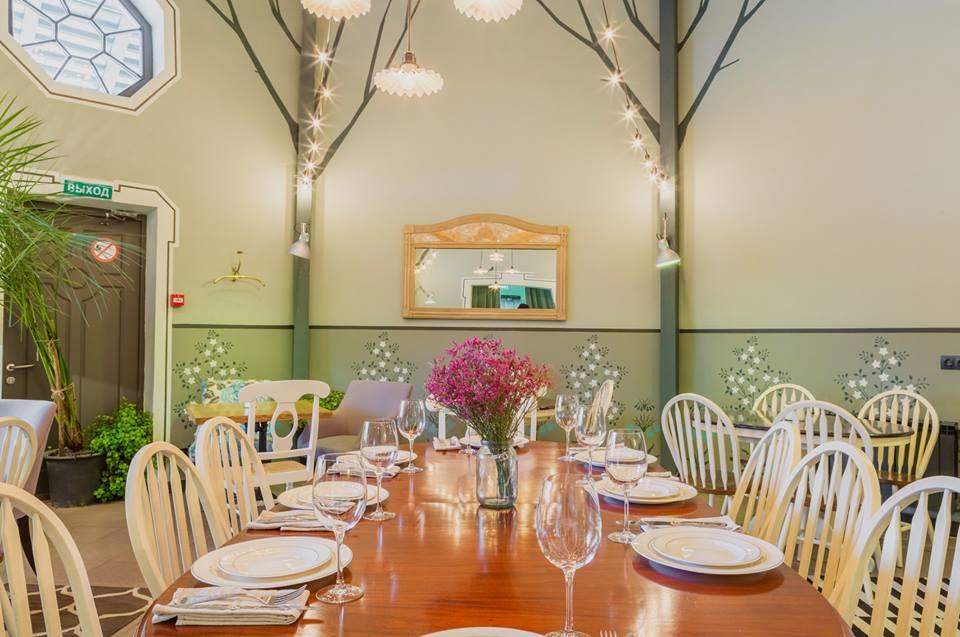 Ресторан Свадьба Соек на ВДНХ фото 36