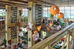 Кафе Библиотека в Новопеределкино фото 4