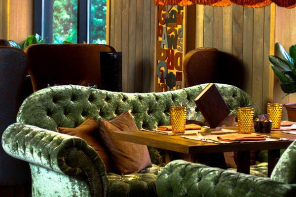Кафе Библиотека в Новопеределкино фото 5