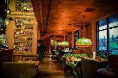 Кафе Библиотека в Новопеределкино фото 17