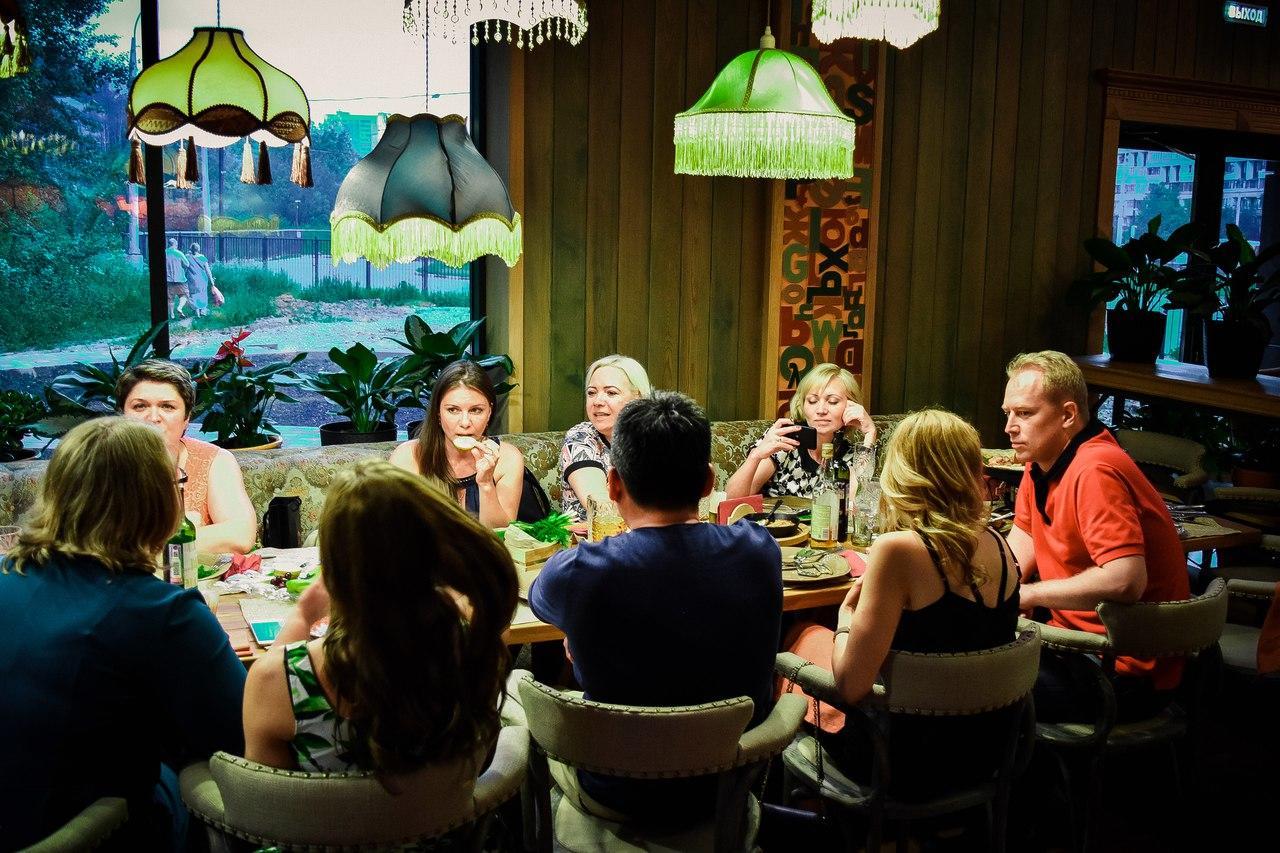 Кафе Библиотека в Новопеределкино фото 36