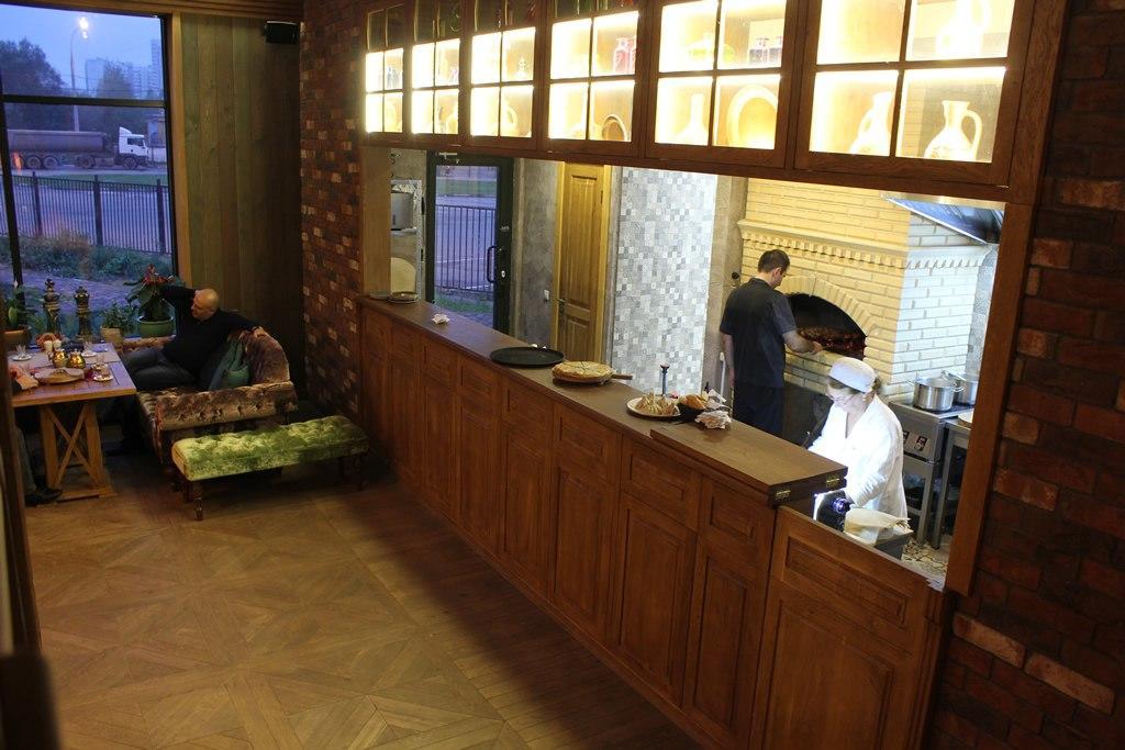 Кафе Библиотека в Новопеределкино фото 38