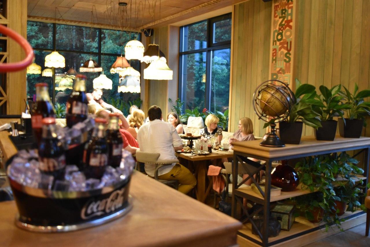 Кафе Библиотека в Новопеределкино фото 31