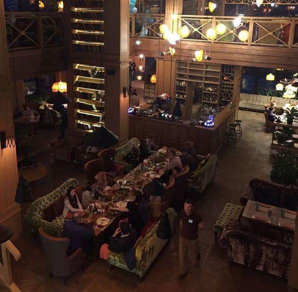 Кафе Библиотека в Новопеределкино фото 39