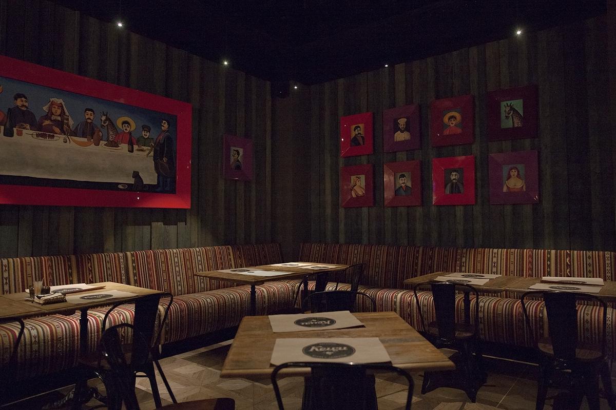 Грузинский Ресторан Кеци на Первомайской фото 4