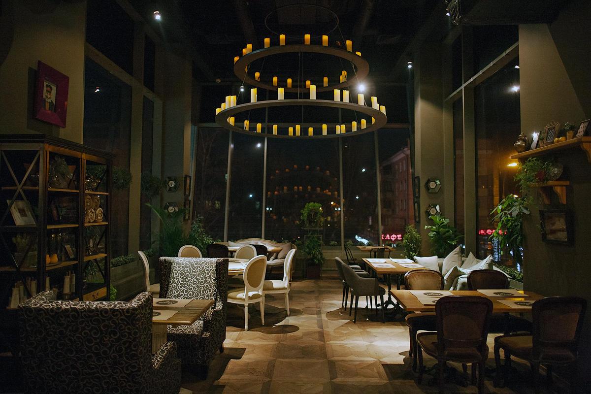 Грузинский Ресторан Кеци на Первомайской фото