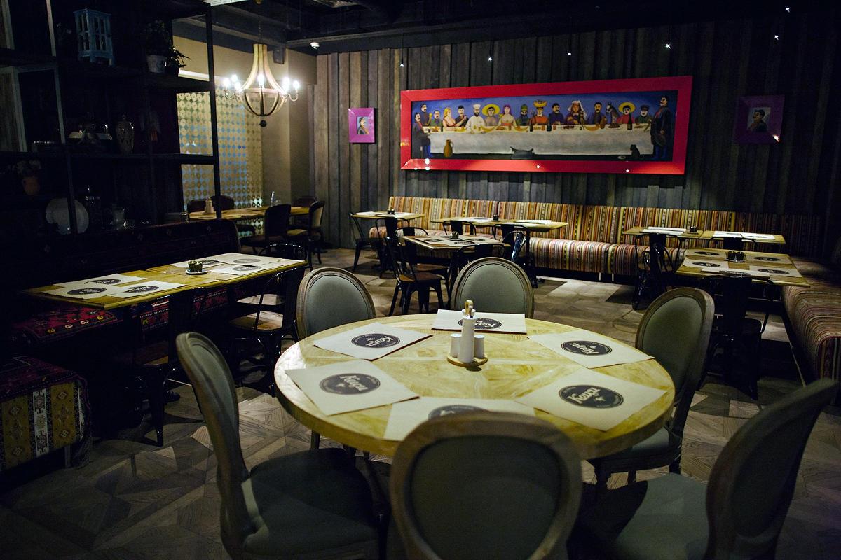 Грузинский Ресторан Кеци на Первомайской фото 9