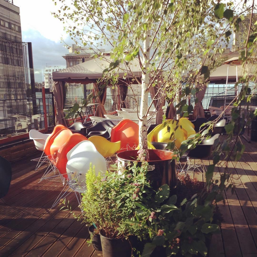 Ресторан на крыше Малиновка на Проспекте Мира (Malinovka) фото 6