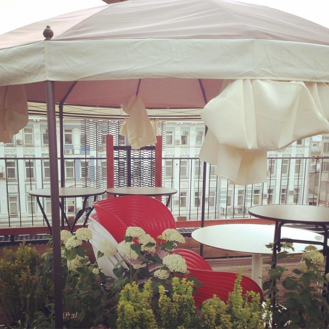 Ресторан на крыше Малиновка на Проспекте Мира (Malinovka) фото 5