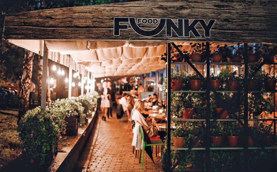 Ресторан Funky Food (Фанки Фуд) фото 6