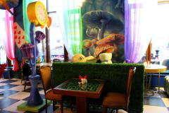 Кафе Алиса в стране чудес фото 8