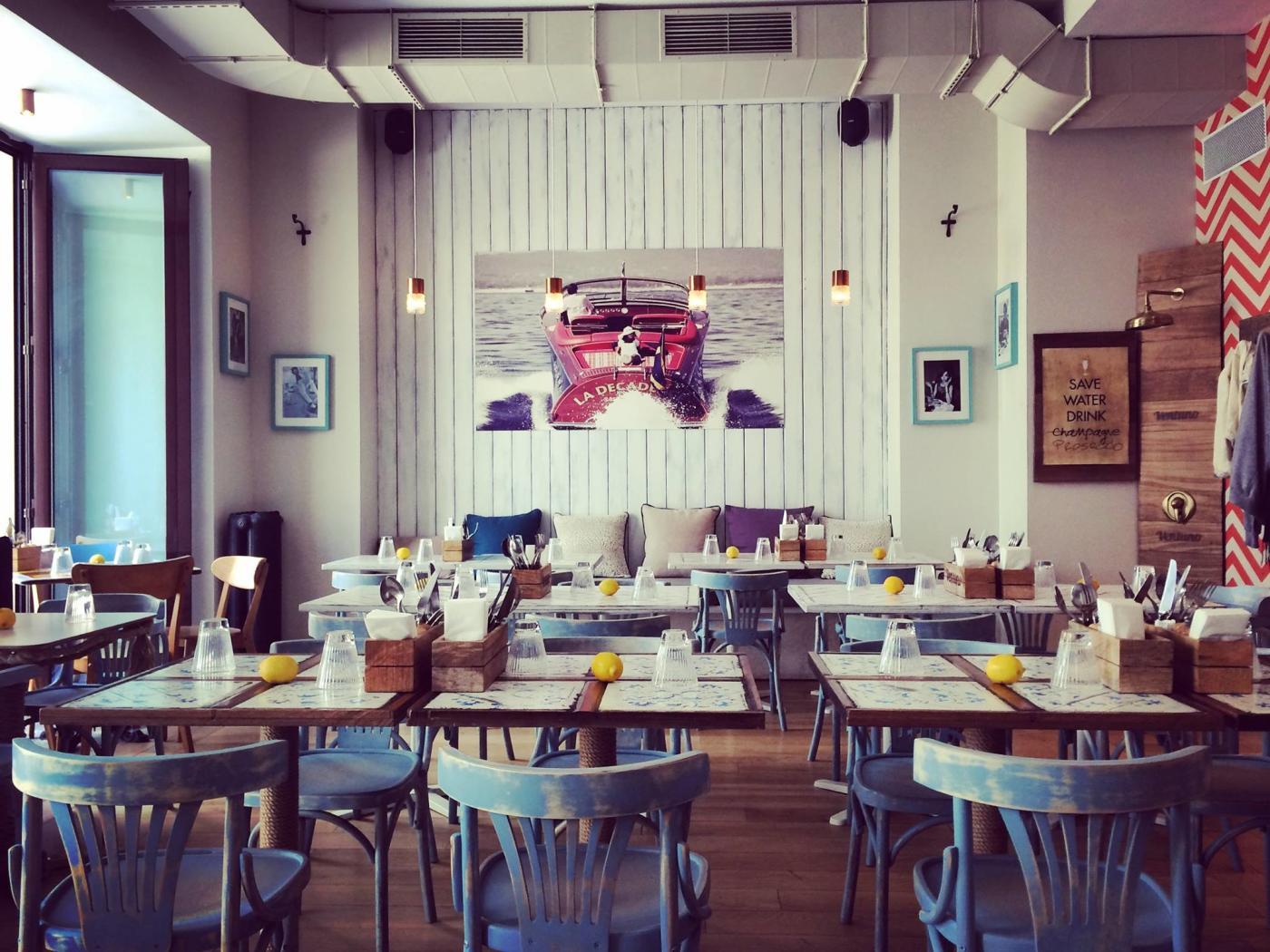 Ресторан Bottega Ventuno (Боттега Вентуно) фото