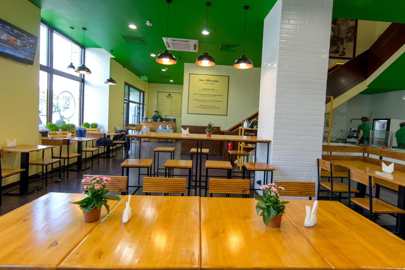 Кафе Шпана на Авиамоторной фото 9