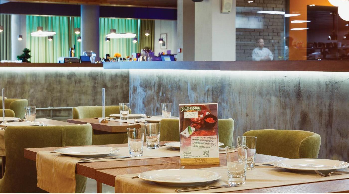 Ресторан Stage на Проспекте Вернадского (Стейдж) фото 23