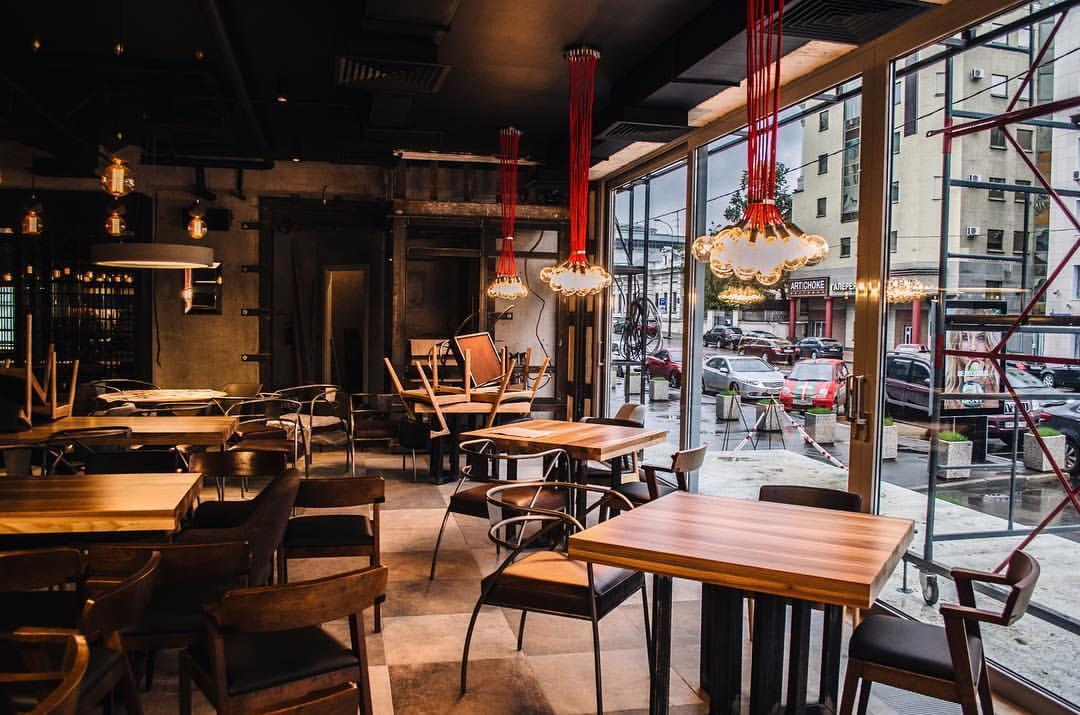 Мясной Ресторан 45`/60` на Щепкина (Сорок пять / Шестьдесят) фото 19