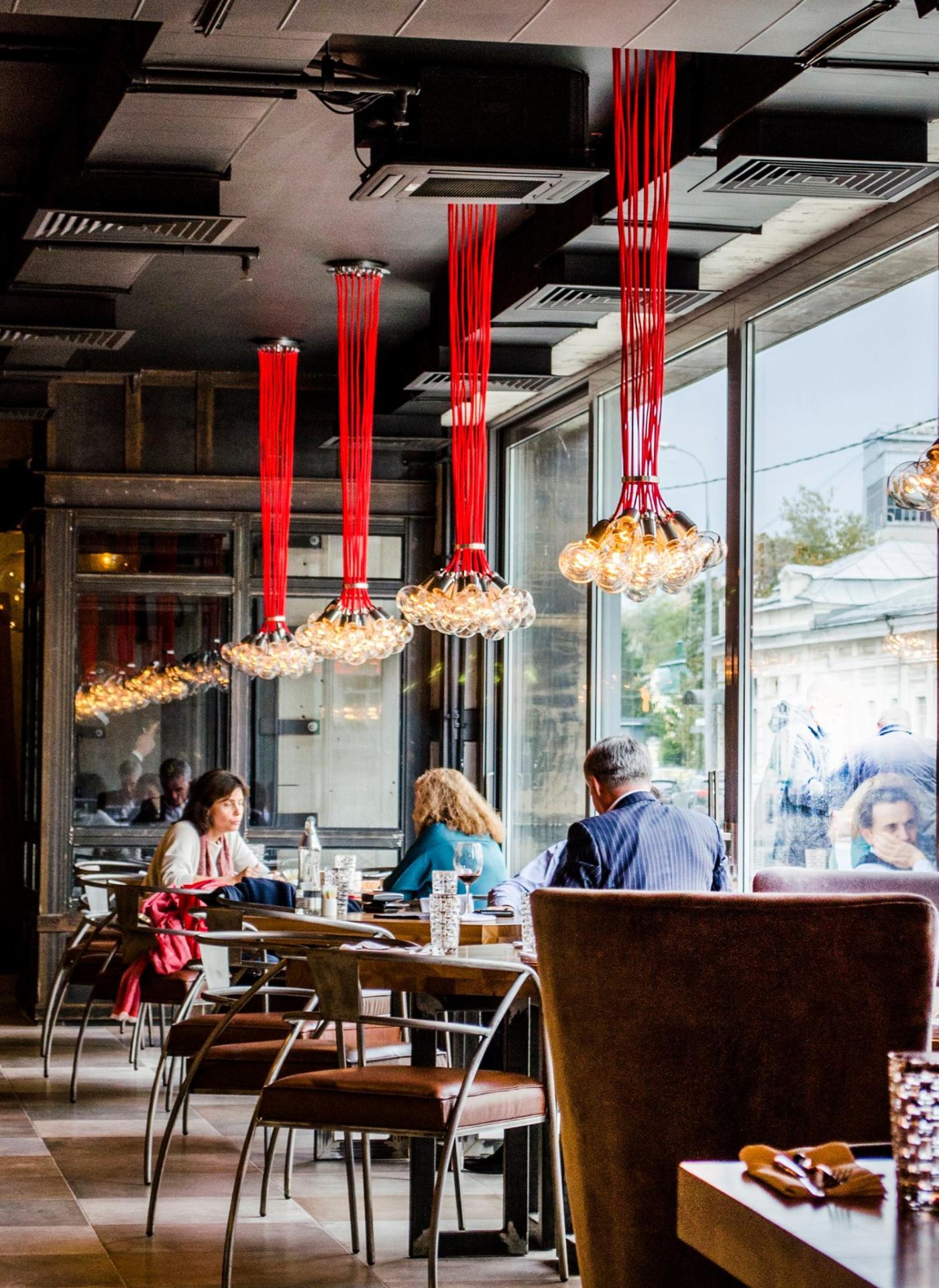 Мясной Ресторан 45`/60` на Щепкина (Сорок пять / Шестьдесят) фото 36