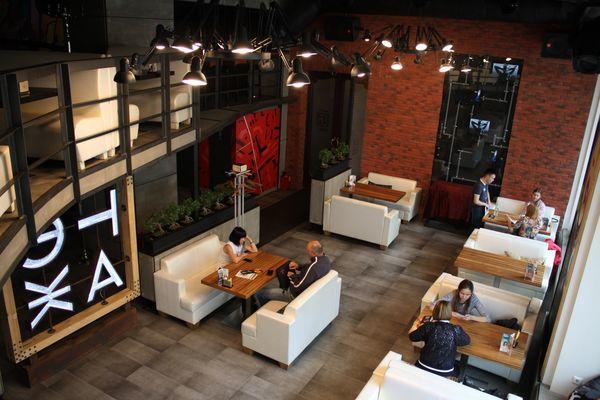 Ресторан Этаж на Тверской фото 3