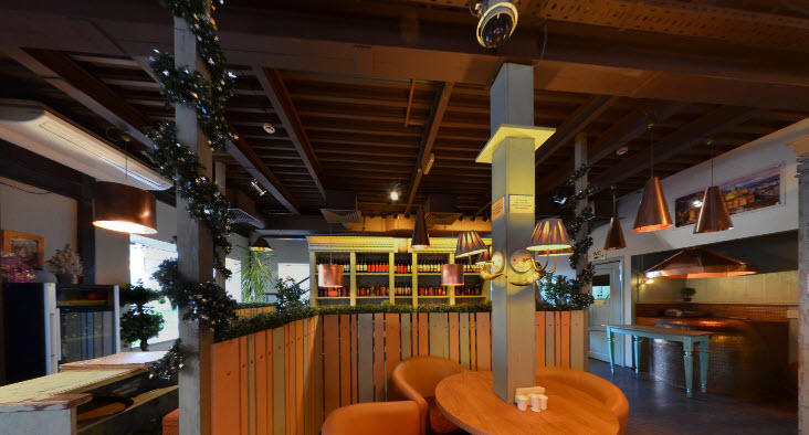 Ресторан АйДаБаран на Бутырской фото 9