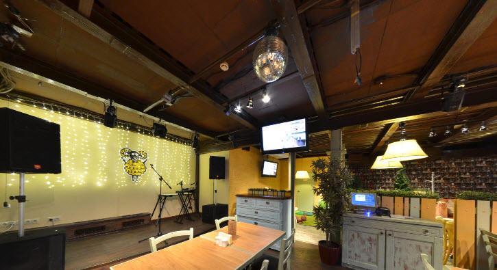 Ресторан АйДаБаран на Бутырской фото 6