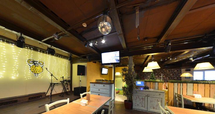 Ресторан АйДаБаран на Бутырской фото 3