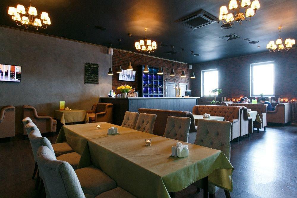 Ресторан Loft 212 фото