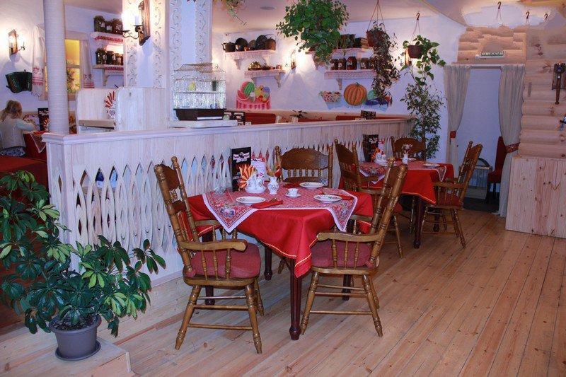 Русский Ресторан Илья Муромец на Ленинградском проспекте (Белорусская / Динамо) фото
