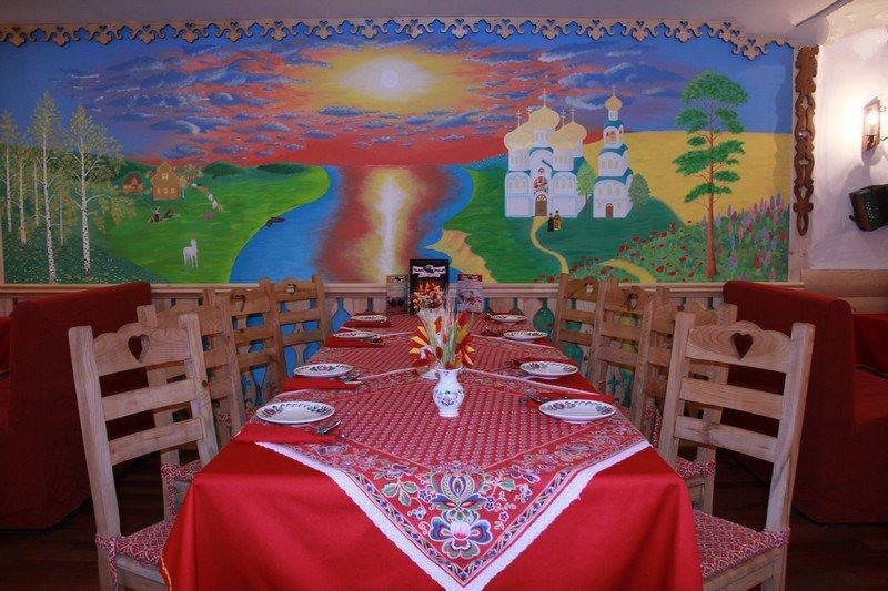 Русский Ресторан Илья Муромец на Ленинградском проспекте (Белорусская / Динамо) фото 12