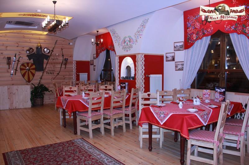 Русский Ресторан Илья Муромец на Ленинградском проспекте (Белорусская / Динамо) фото 3