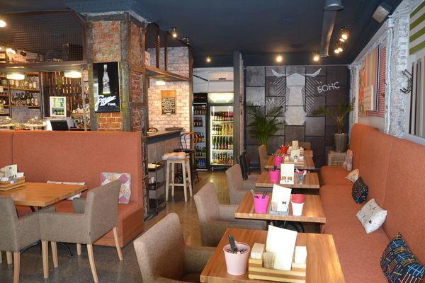 Кафе Поли Бонс (Poly Bones - Рёберная) фото