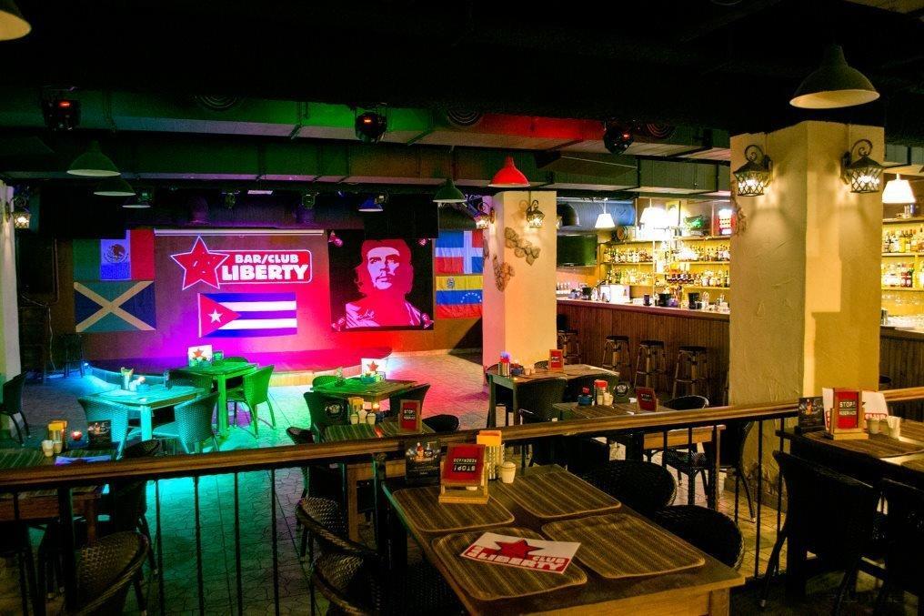 Клуб Либерти на Китай-Городе (Liberty Club) фото 12