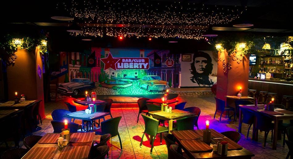 Клуб Либерти на Китай-Городе (Liberty Club) фото 13