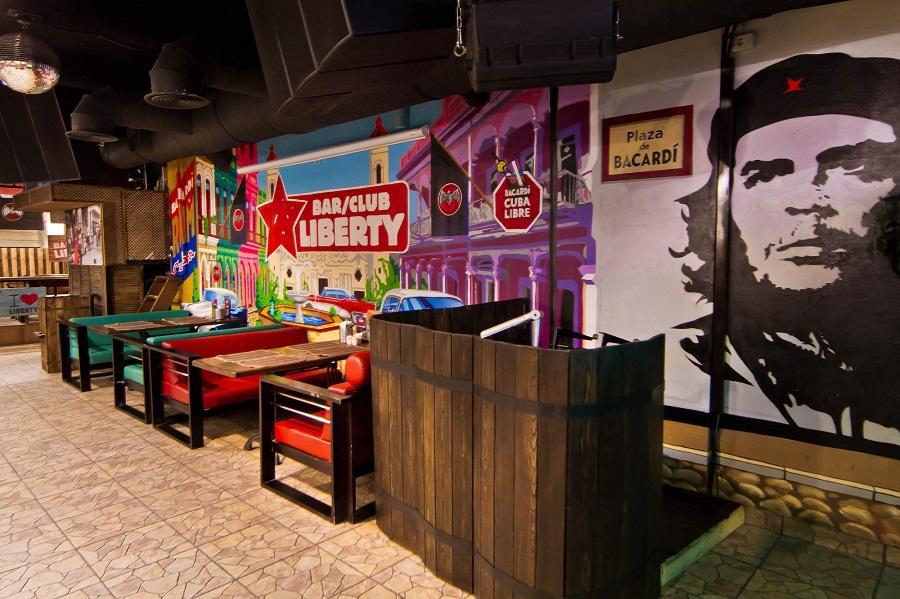 Клуб Либерти на Китай-Городе (Liberty Club) фото 14