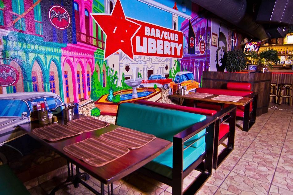 Клуб Либерти на Китай-Городе (Liberty Club) фото 17