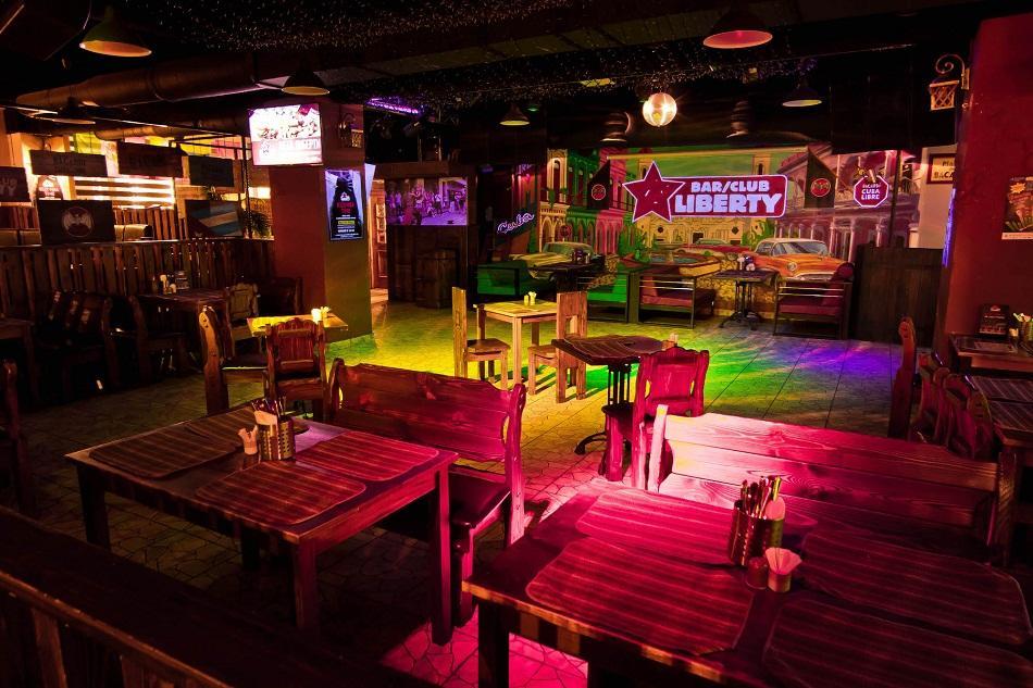 Клуб Либерти на Китай-Городе (Liberty Club) фото 22