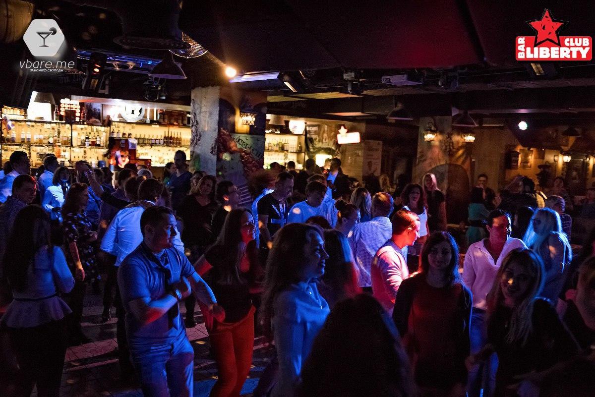Клуб Либерти на Китай-Городе (Liberty Club) фото 35