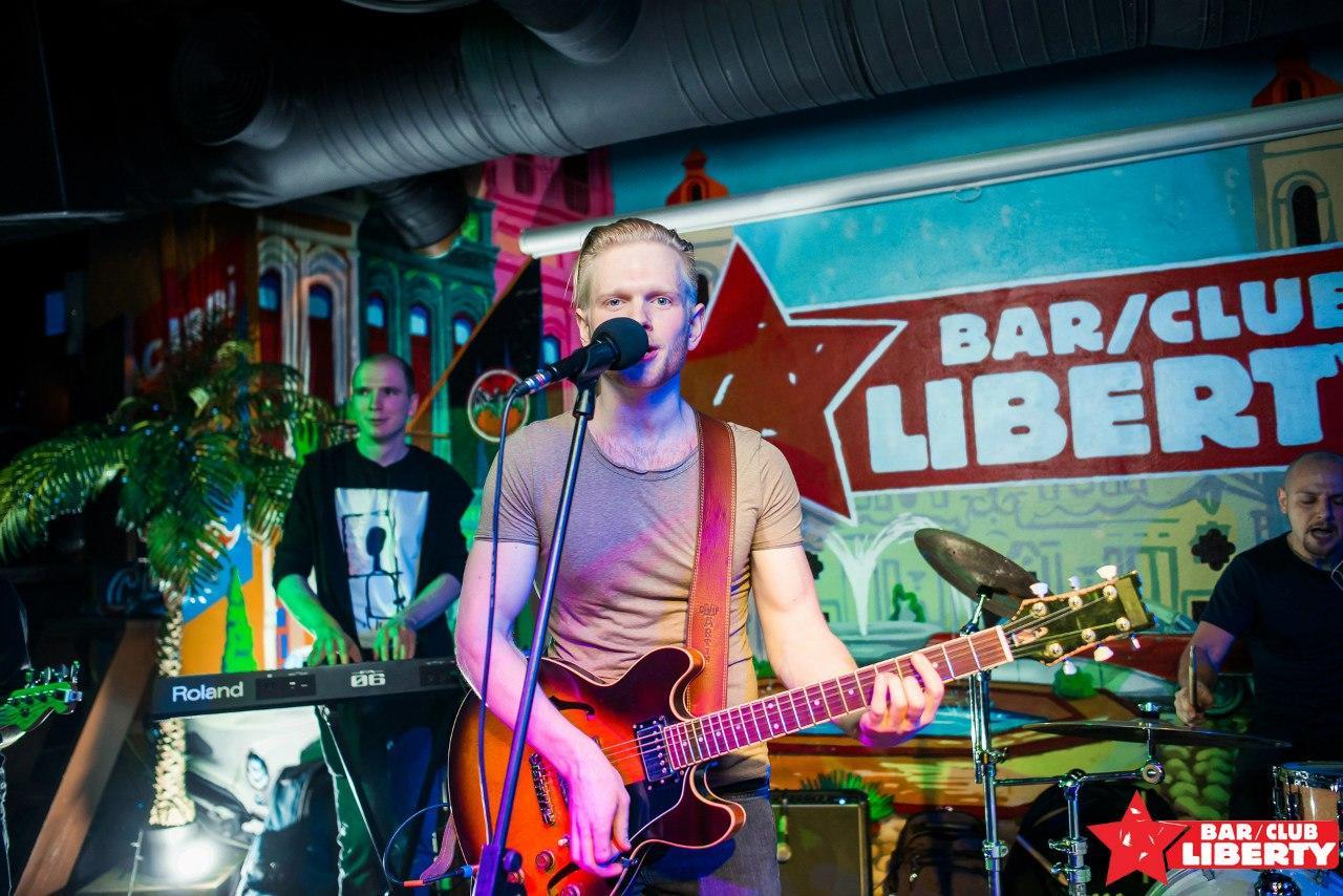 Клуб Либерти на Китай-Городе (Liberty Club) фото 48