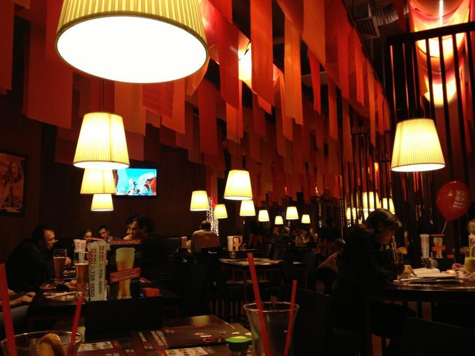 Ресторан Маки Маки в Свиблово (Maki Maki) фото 7