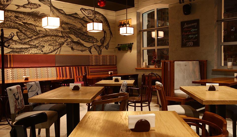 Ресторан Bigrib (Бигриб) фото 9
