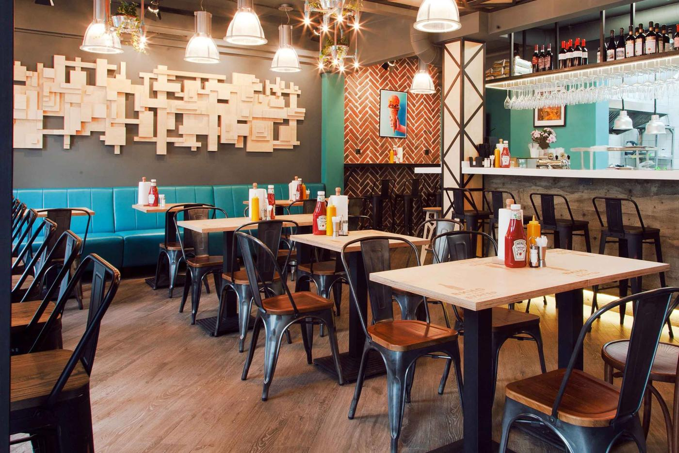 Ресторан Вино и бургер на Полянке фото 4