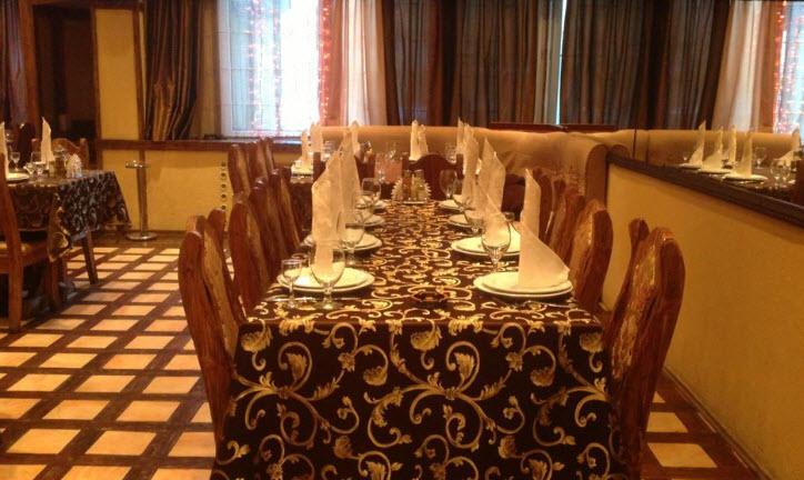 Ресторан Ночное рандеву фото