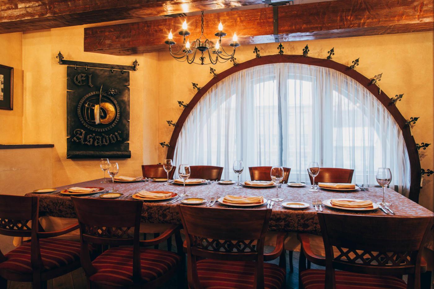 Ресторан El Asador (Эль Асадор) фото 11